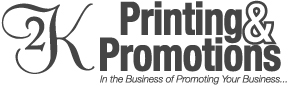 2K Printing Company Logo