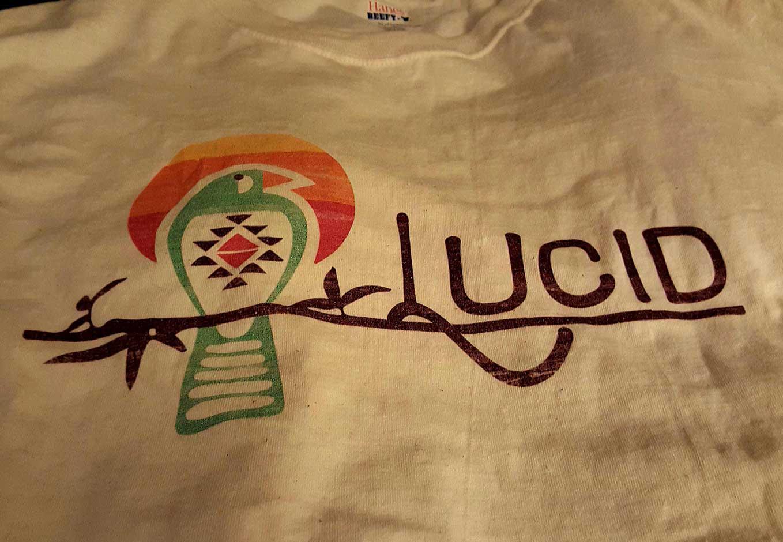 Lucid – Parrot T-Shirt