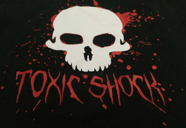 TOXIC SHOCK T-SHIRTS