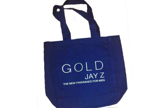Custom Imprinted Tote Bags For Jay-Z!