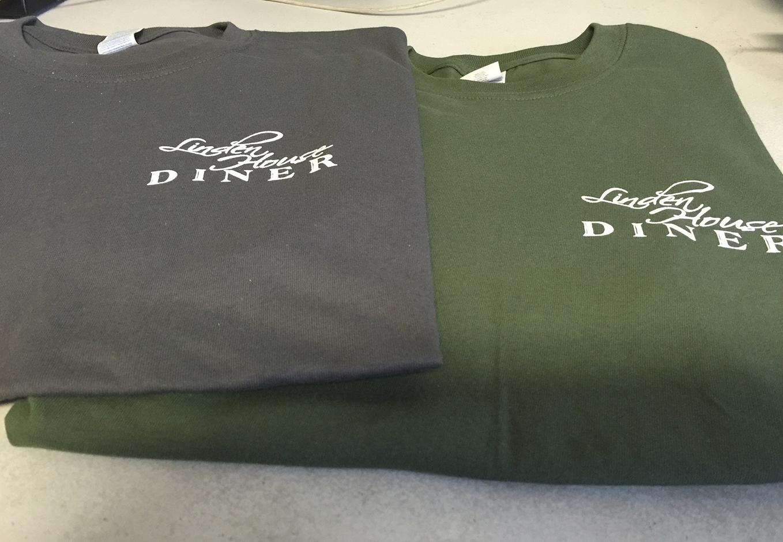 Linden House Diner T-Shirts