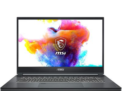 MSI Creator 15 Professional Laptop