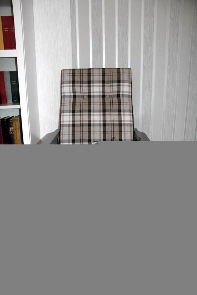Советское кресло, 1960-1980 - после реставрации