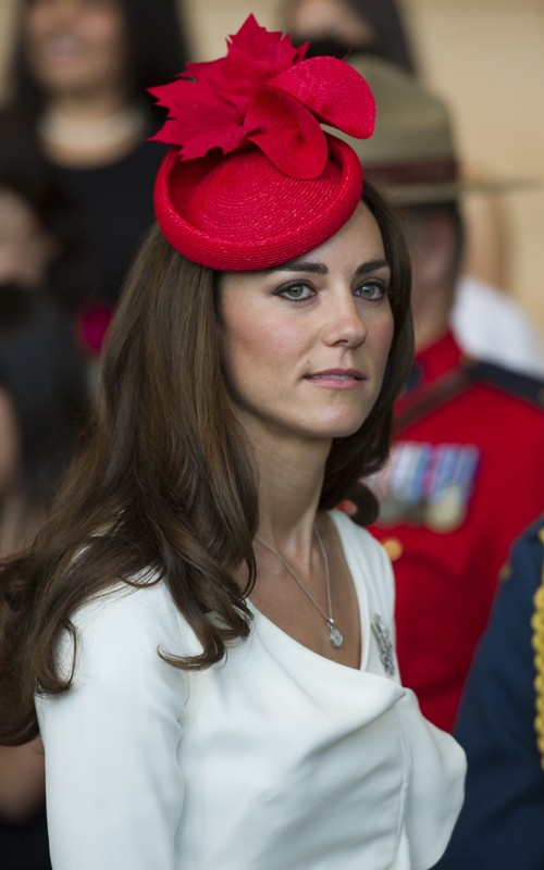 Hats off to the Duchess of Cambridge The Headwear