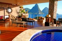 Jade Mountain Resort, St. Lucia2LUXURY2.COM