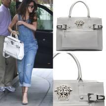 Selena Gomez Versace Bag