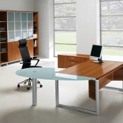 Zeta Desk Chair Steel Deck Red Bureau En Bois 2m Mobilier