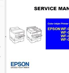 printers service manual new 29 99 epson b wf c5210 wf c5290 wf c5710  [ 1345 x 711 Pixel ]