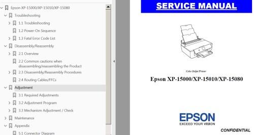 small resolution of  printers service manual new 52101 29 99 epson b xp 15000 xp 15010 xp 15080