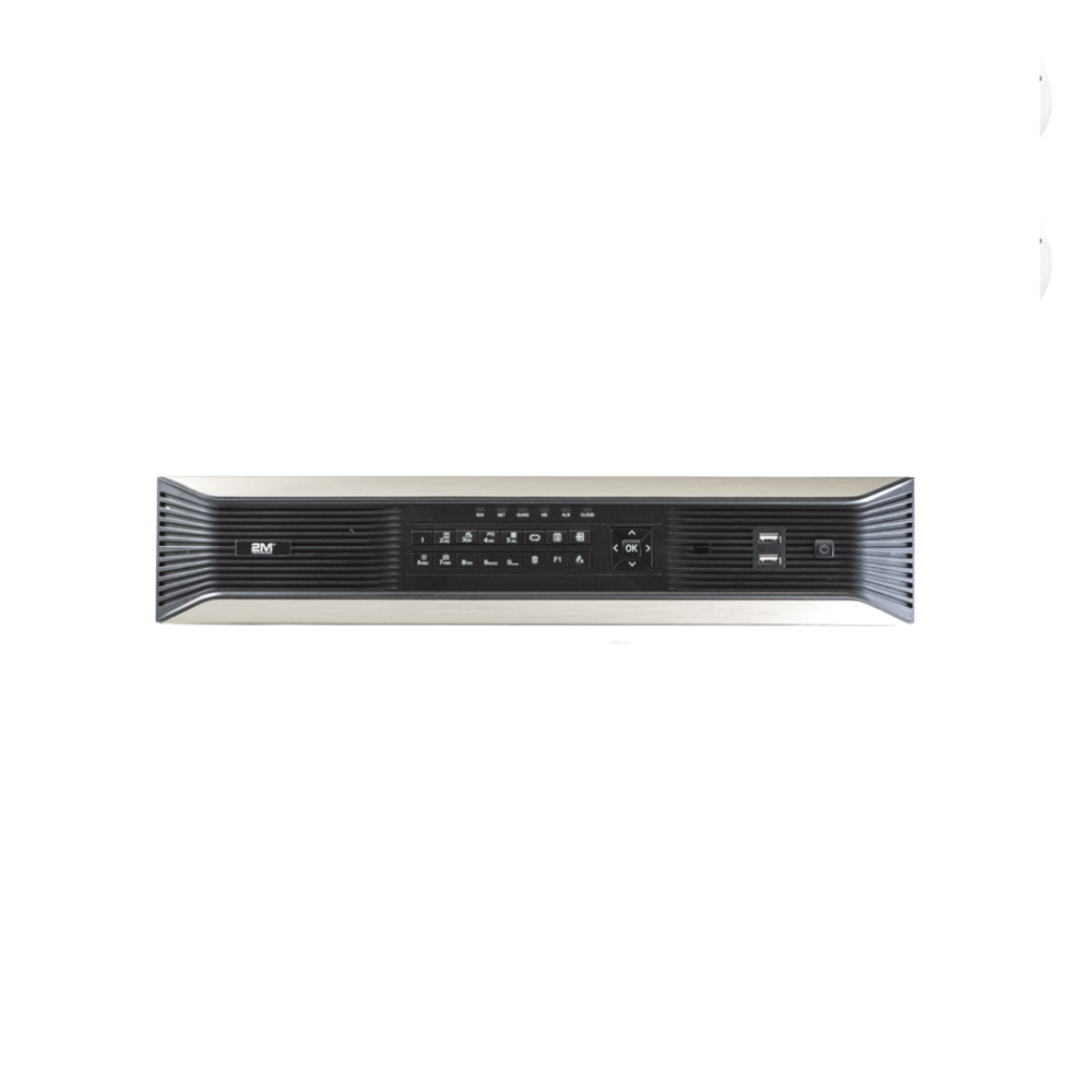 medium resolution of 2m technology 2mn 8232 p16 32 channel professional network video recorder