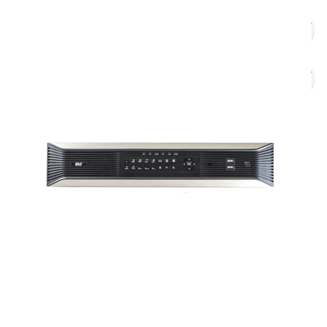 hight resolution of 2m technology 2mn 8232 p16 32 channel professional network video recorder