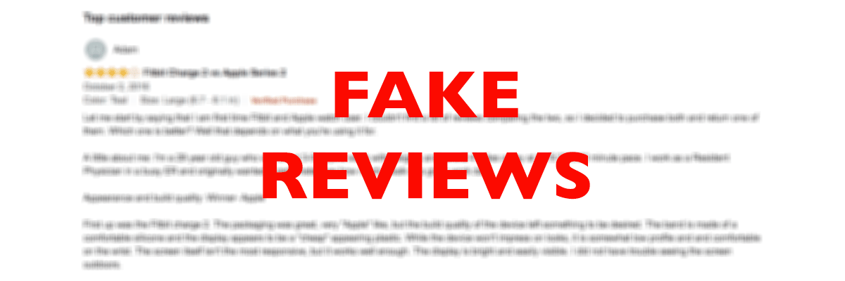Minute Websites Copied - Plague Small Business Customers 2 Fake Reviews Finance