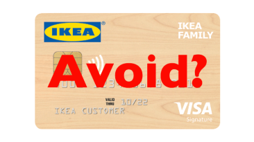 IKEA Credit Card Avoid?
