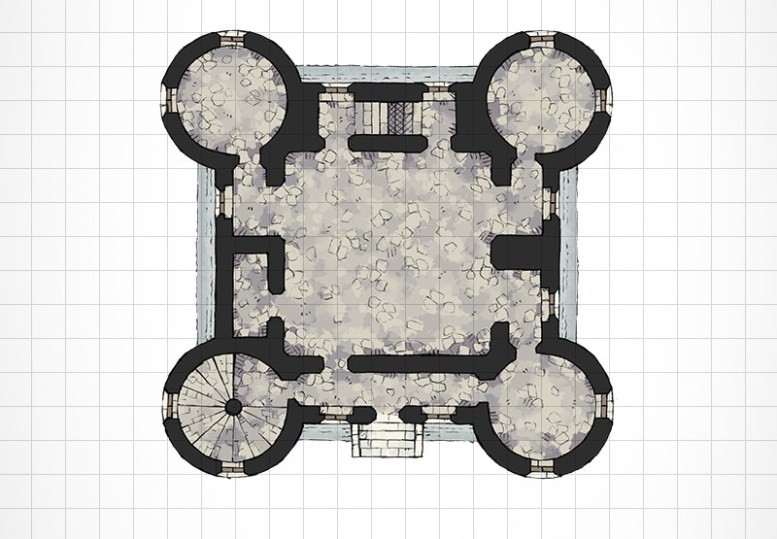 Castle Keep (base)