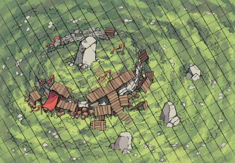 Goblin Bigrock (grid)