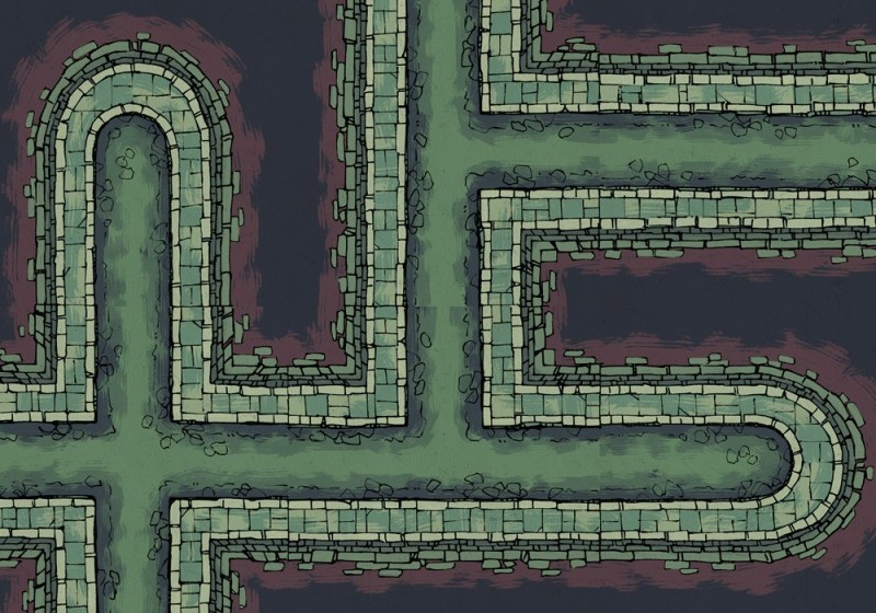 Sewer Map Assets, Preview 2