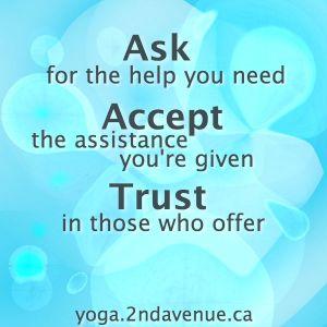 Ask Accept Trust
