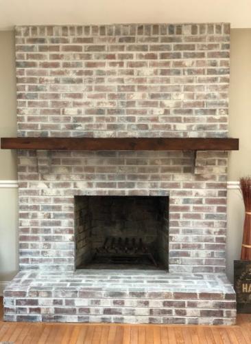 fireplace Erika after
