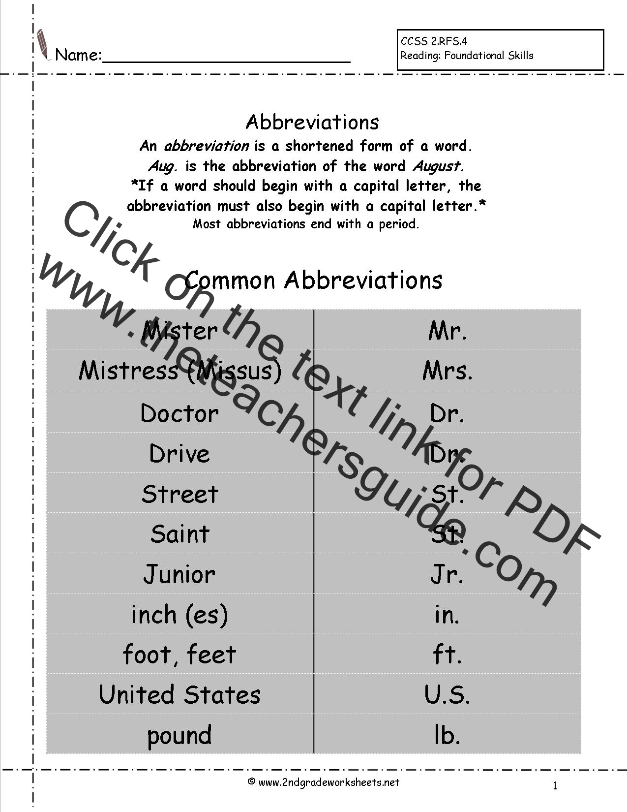 hight resolution of Free Language/Grammar Worksheets and Printouts