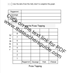 Free Reading and Creating Bar Graph Worksheets [ 1650 x 1275 Pixel ]