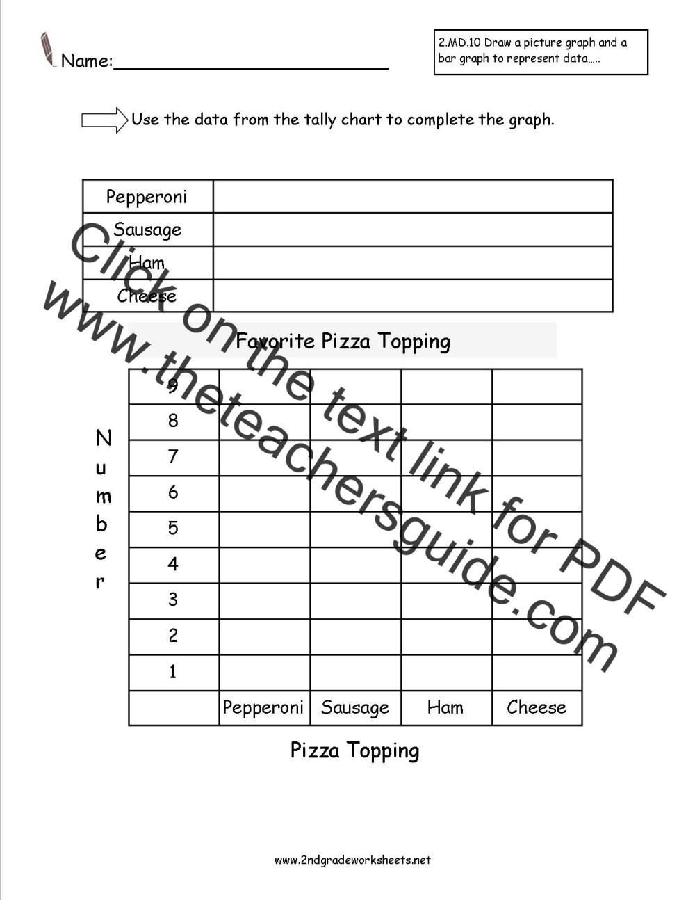 medium resolution of Free Reading and Creating Bar Graph Worksheets