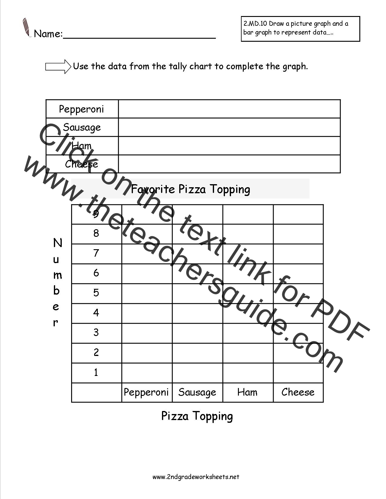 hight resolution of Free Reading and Creating Bar Graph Worksheets