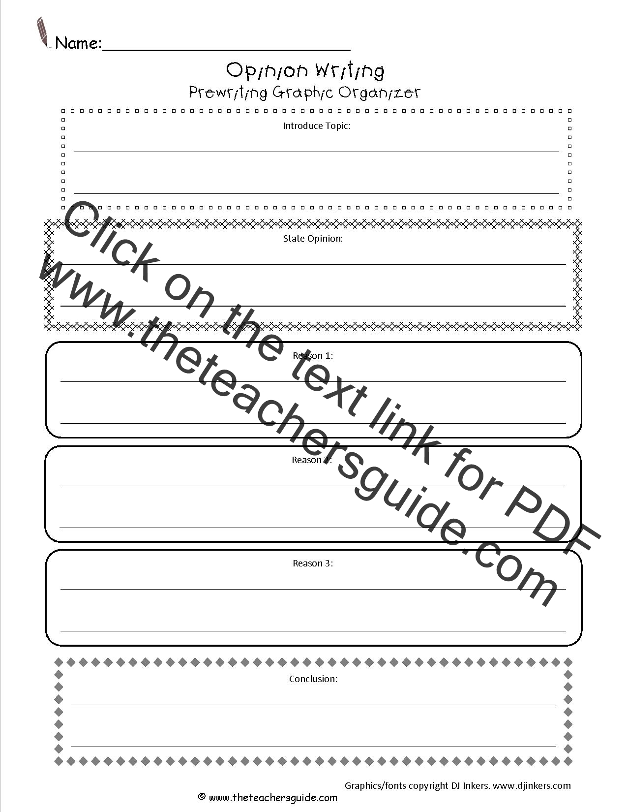 3rd Grade Printable Worksheet All Subjects