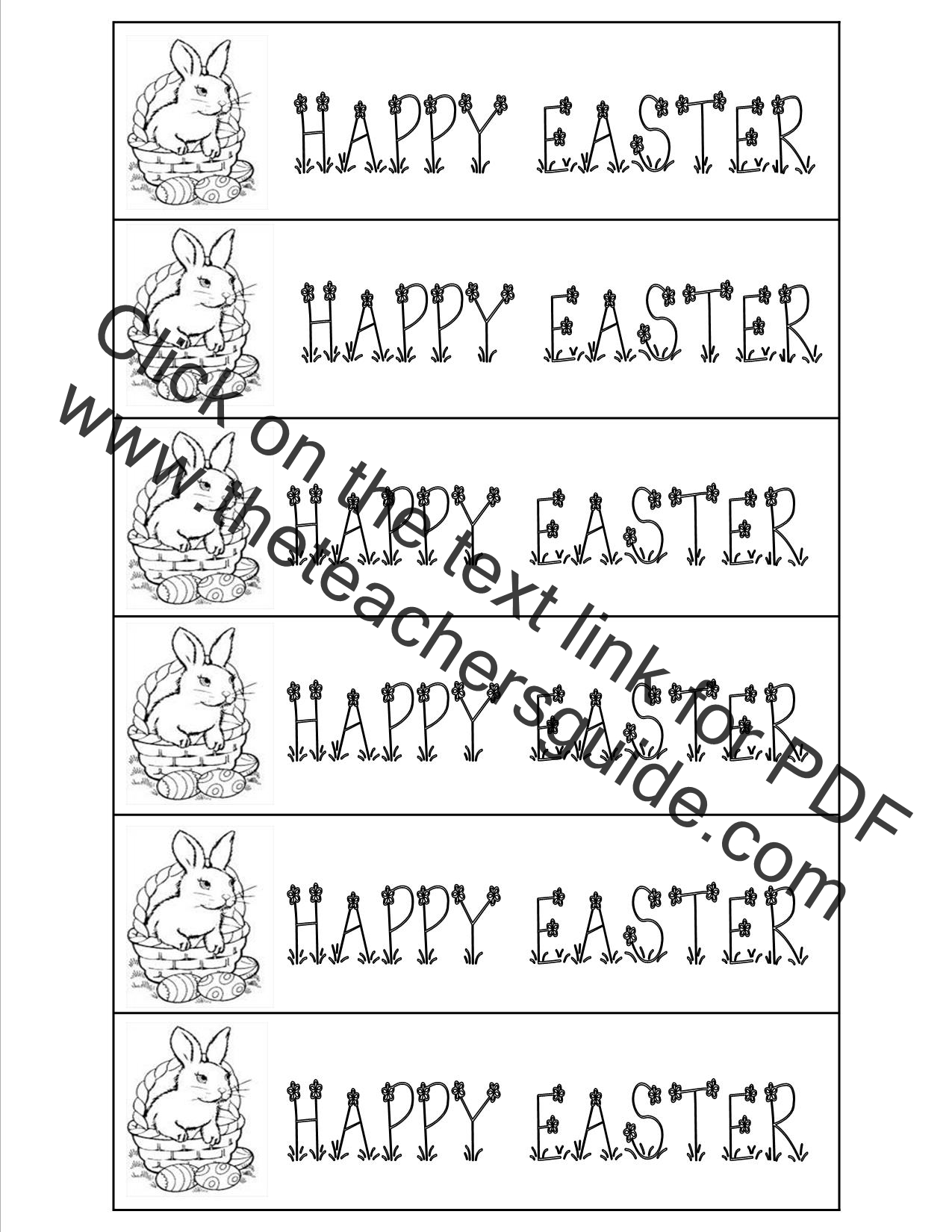 Trust Free Printable Easter Worksheets