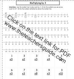 Multiplication Worksheets and Printouts [ 1650 x 1275 Pixel ]