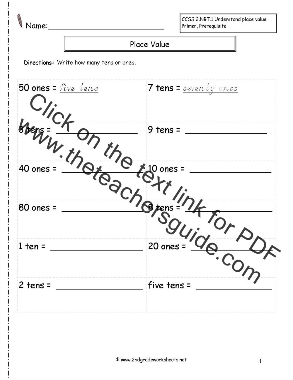 medium resolution of Reading Printables For 2d Grade