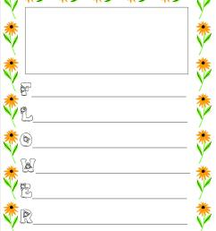 Acrostic Poem Forms [ 1650 x 1275 Pixel ]