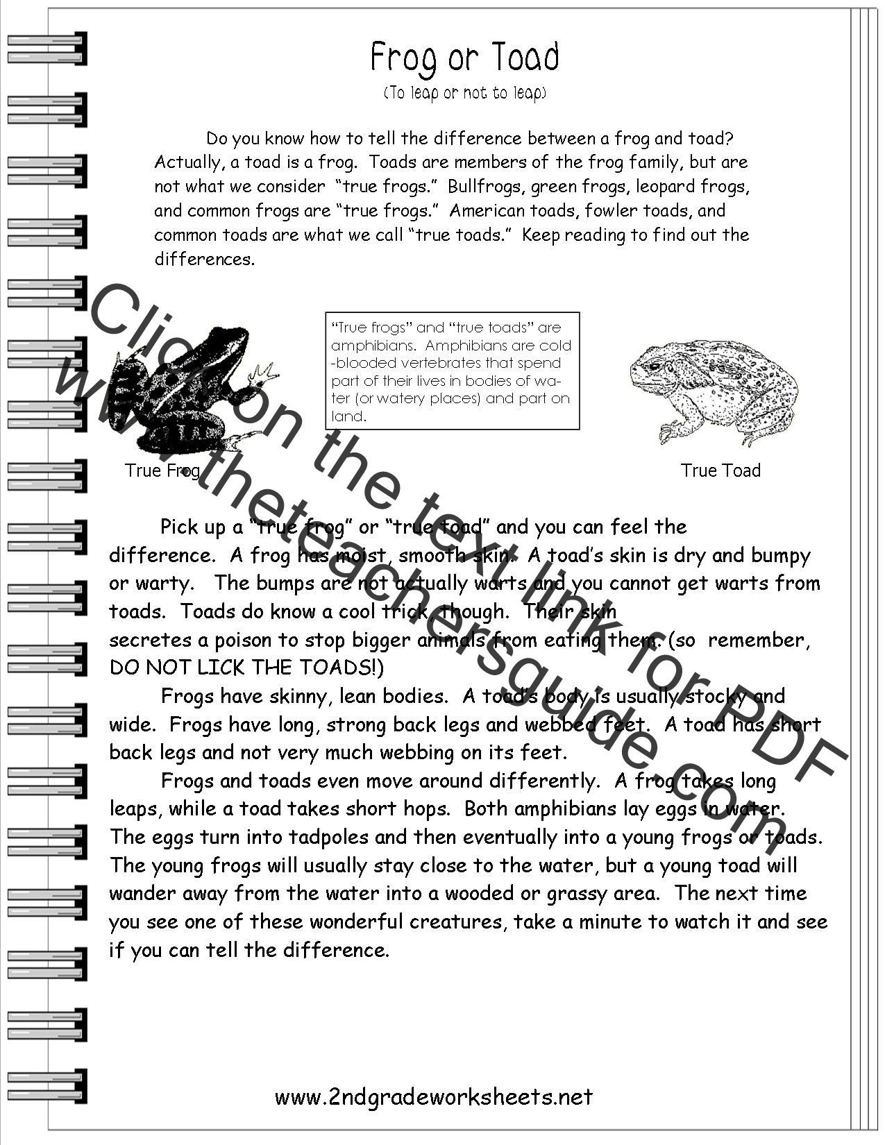 hight resolution of Reading Informational Text Worksheets