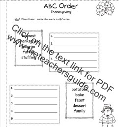 Thanksgiving Printouts and Worksheets [ 1650 x 1275 Pixel ]