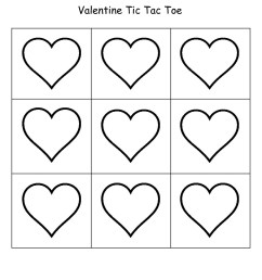 Valentine's Day Printouts and Worksheets [ 1584 x 1224 Pixel ]