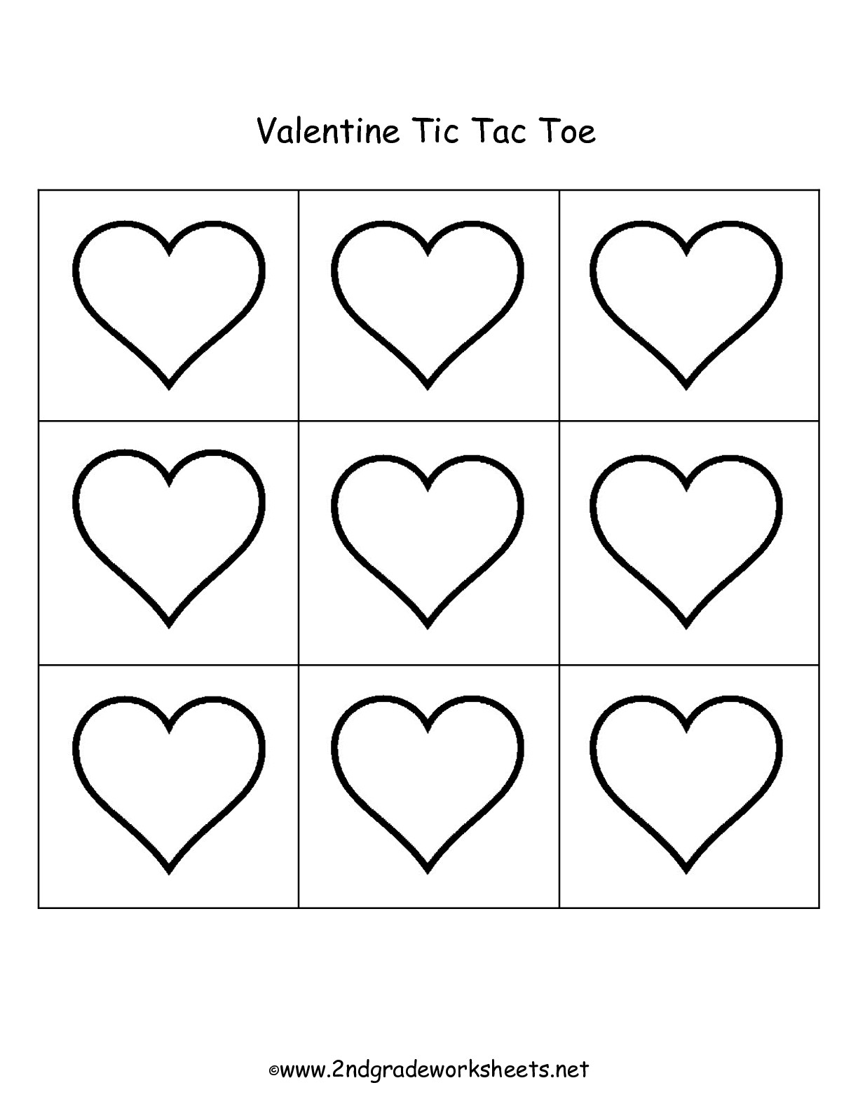 hight resolution of Valentine's Day Printouts and Worksheets