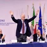 Giovanni Malagò è stato confermato alla guida del CONI per il prossimo quadriennio.