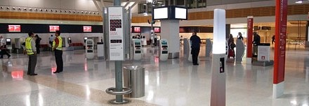 Qantas Next Generation Check-in fails the first test