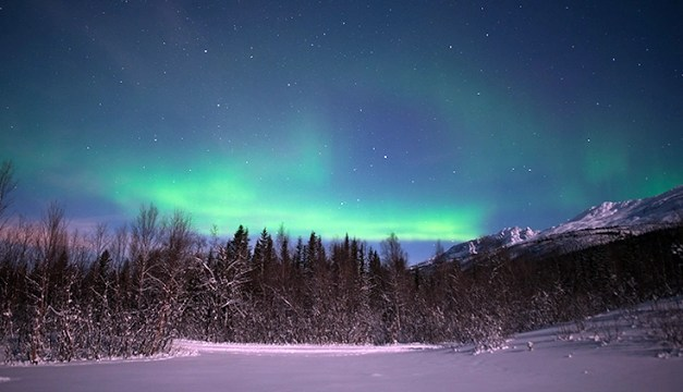 The chase to see the Northern Lights (Aurora Borealis) from Tromsø, Norway