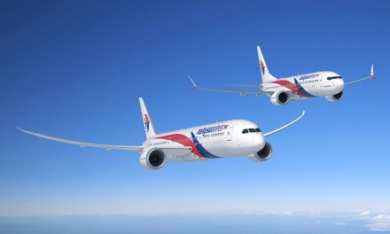 Malaysian Airlines goes Boeing for Trump?