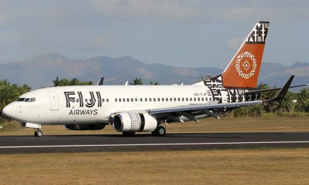 Booking for Fiji – one seat from one bucket, and one seat from another