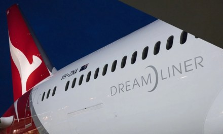 First Qantas 787-9 has arrived in Sydney- and why I'm not excited