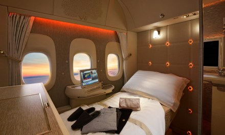 Emirates – to bling, or not to bling?  Where beige is nobler in the cabin, and faux metal suffers