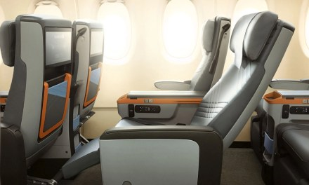 Singapore Airlines 'New' Premium Economy on the A380