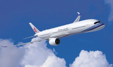 AU$4,418 Business Class fares Sydney to London with China Airlines via Taipei on A350 in 2018