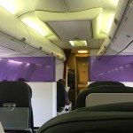 Virgin Australia: Food Service is down, down. Flight credit restrictions