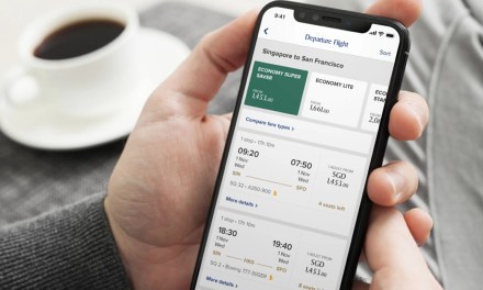 Singapore Airlines new App Beta – help test it