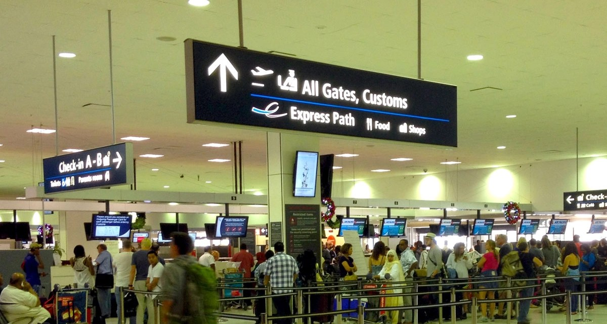 Express Path Sydney Airport Closed – noooooooooooo!