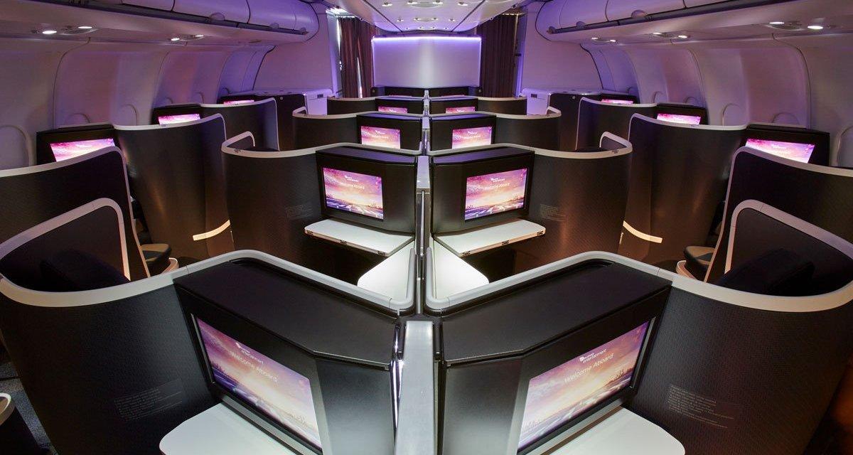 Virgin Australia: new 737 Business Seat development halted – more consolidation