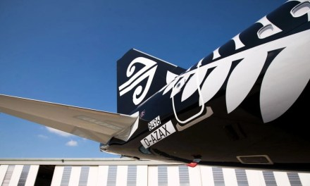 Air New Zealand: Pay attention to the safety demo, or else!