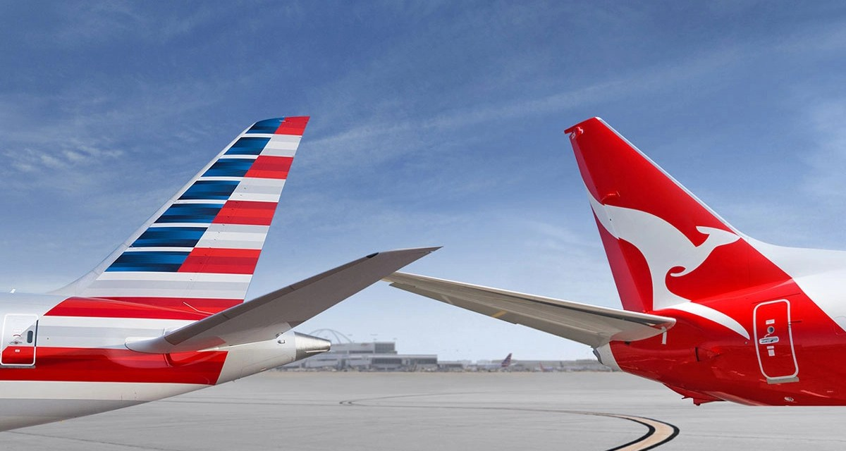 QANTAS and American Airlines – joint venture approved